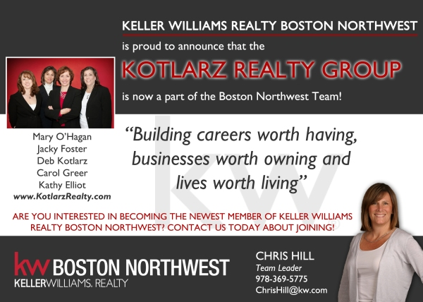 Welcome to the Kotlarz Realty Group!